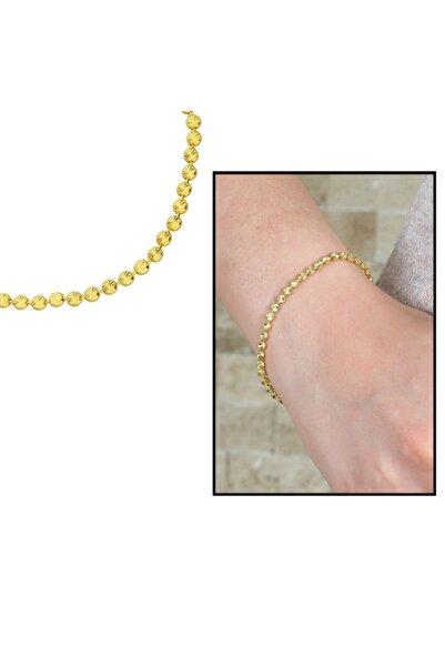 Tesbihane Özel Tasarım 925 Ayar Gümüş Kadın Bileklik