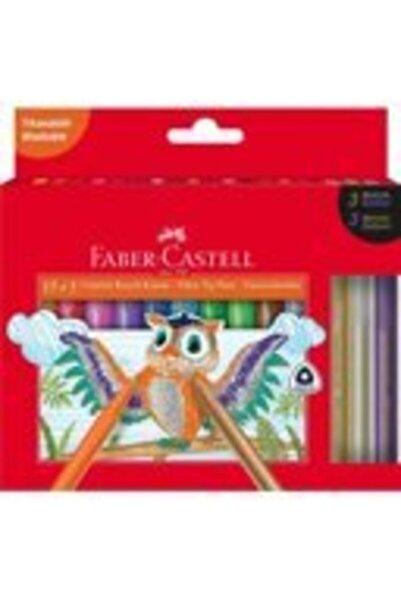 Faber Castel L 15+3 Li Comfort Keçeli Kalem