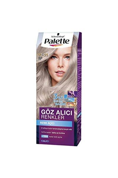 Palette Natural Göz Alıcı Renkler Saç Boyası 12.21 Gümüş Sarısı 30 Ml