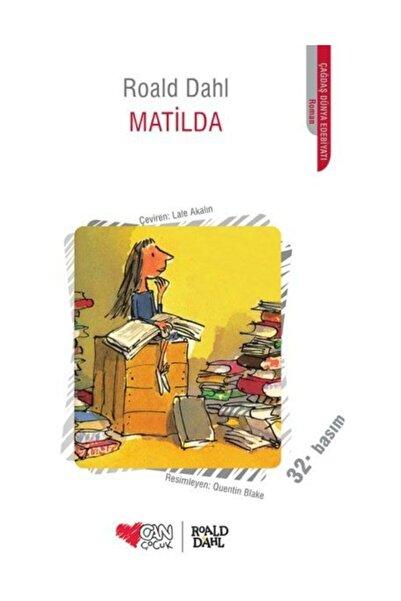 Can Çocuk Yayınları Matilda Roald Dahl - 9789750707810-