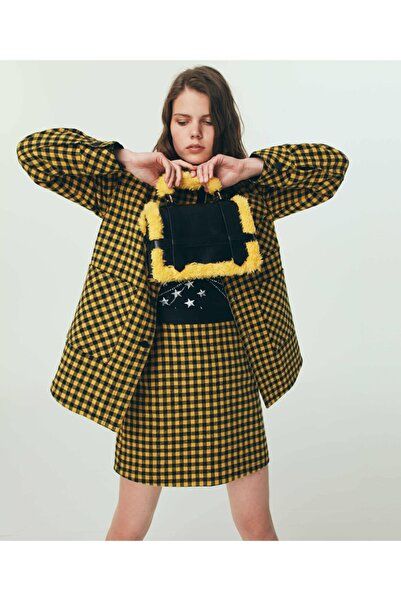 Twist Pötikare Desen Gömlek Ceket