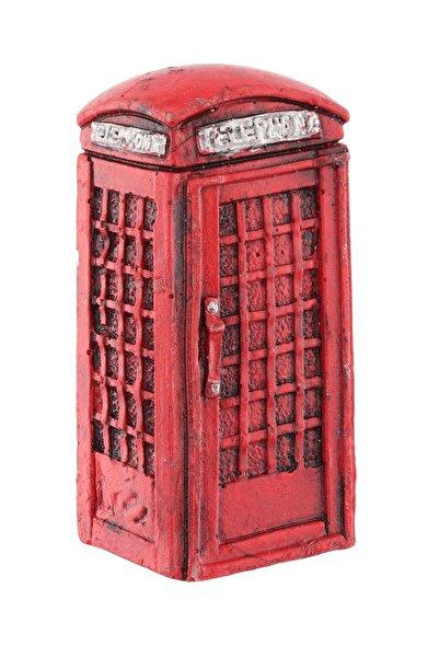 LABALABA Telefon Kulübesi Magnet & Buzdolabı Süsü