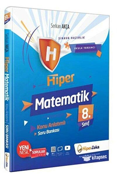 Hiper 8.sınıf Matematik Konu Anlatımlı Soru Bankası Zeka Yayınları
