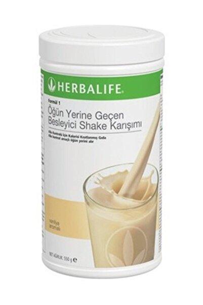 Herbalife Vanilya Shake Forml 1 N Yerine Geen Besleyic