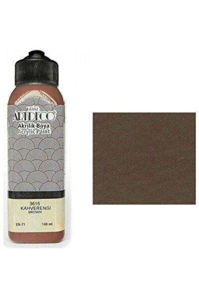 Artdeco Akrilik Boya 140 ml Kahverengi