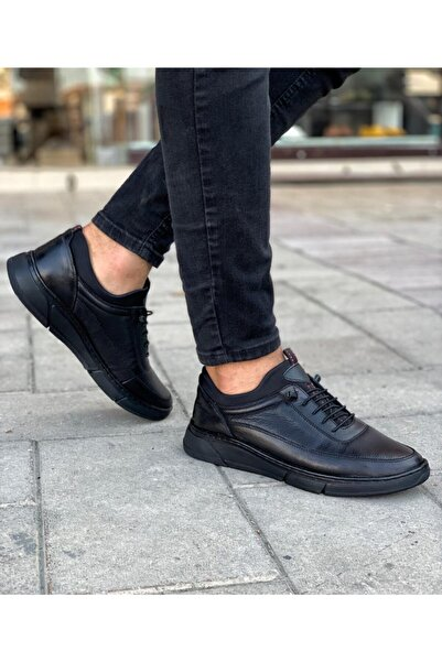 AKM ROYAL Hakiki Deri Erkek Kışlık Ayakkabı 00601