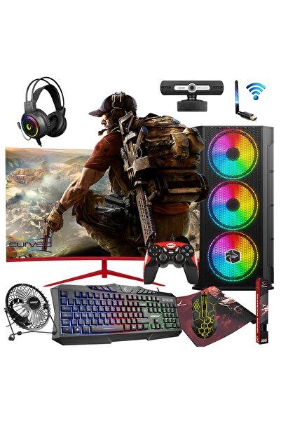 "Zeiron Afx90 Amd Ryzen 5 3600 32gb 256gb+1tb 27"" Oyuncu Bilgisayarı"