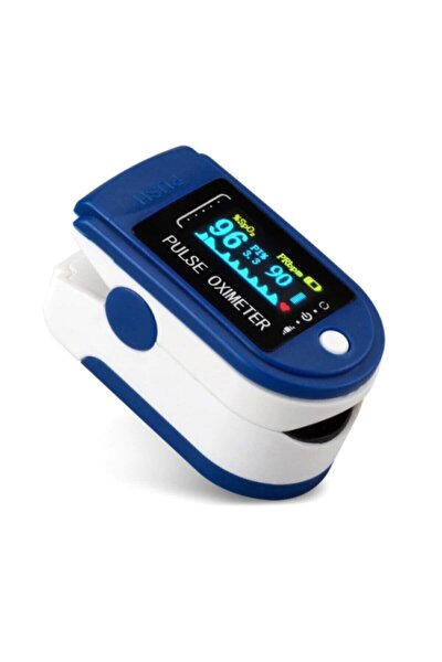 PULSE Parmak Tipi Oksimetre Kan Oksijen Nabız Ölçer Oximeter
