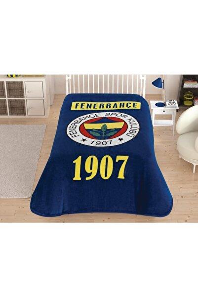 Taç Fenerbahçe Klasik Logo Lisanslı Battaniye