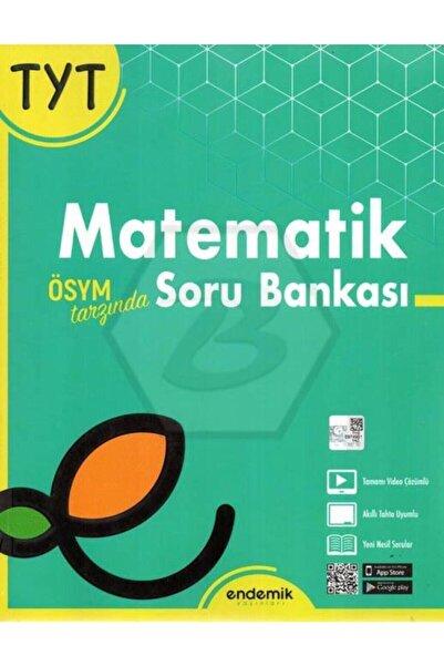 Endemik Yayınları Endemik 2022 Tyt Matematik Soru Bankası