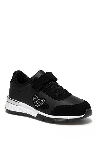 SEVENTEEN Solana.19f 1pr Siyah Kız Çocuk Spor Ayakkabı