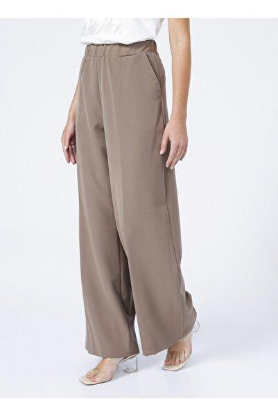 Fabrika Kahverengi Pantolon