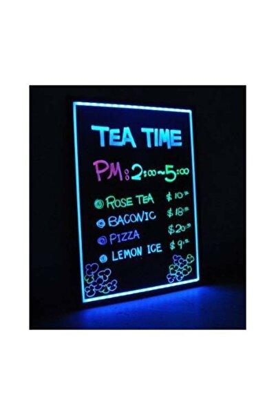 yakpen Led Işıklı Tabela Cafe Restoranlar Için - Bar & Disko Için Işıklı Yazılıp Siline Bilir Tabela