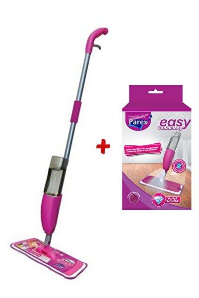 Parex Easy Sprey Mop + 1 Adet Easy Yedek Mop Bez