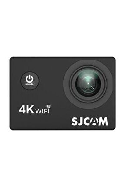 Air 4k Wifi Aksiyon Kamerası Siyah Sj4000