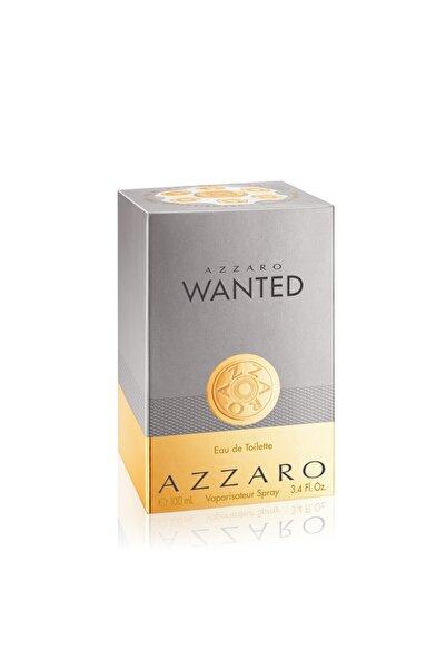 Azzaro Wanted Erkek Eau De Toilette 100 ml 3351500002702