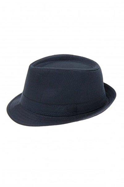 Bay Şapkacı Unisex Basic Fötr Şapka 7277 Siyah