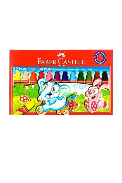 Faber Castell Pastel Boya 12' li
