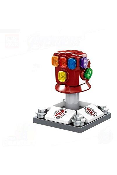 Legoedly Lego Uyumlu Mini Figür Çelik Eldiven