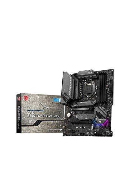 MSI Mag B560 Tomahawk Wıfı Ddr4 5066mhz (oc) Hdmı Dp M.2 Usb 3.2 Wi-fi Atx 1200p