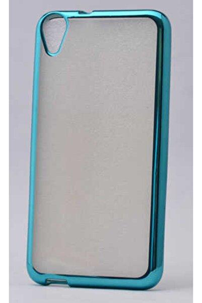 HTC Desire 820 Kılıf Lazer Kaplama Silikon