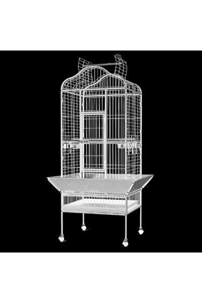 Dayang Papağan Eğitim Kafesi Ayaklı 61x56x156