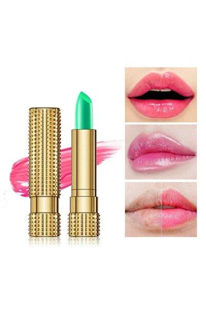 Roesıa Rose Cosmetics Sihirli Ruj Renk Değiştiren 24 Saat Kalıcı Ruj