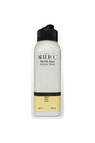 Artdeco 3647 Gri Akrilik Boya 140 ml