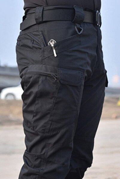 TAKTİK Unisex Siyah Modeli Outdoor Taclite Pro Ripstop Pantolon 5.11
