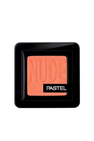 Pastel Profashion Nude Single Eyeshadow No 85 Peach Nude Tekli Far