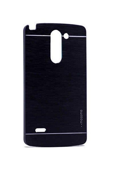 LG G3 Stylus Kılıf Sert ve Kalın Rubber New Motomo