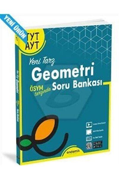 Endemik Yayınları 2022 Tyt-ayt Yeni Tarz Geometri Soru Bankası