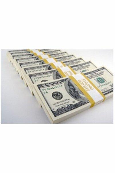Alpenzo Şaka Parası Düğün Parası 100 Adet 100 Dolar