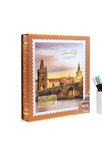Dijital Dünyası Kutulu Desenli Fotoğraf Albümü 500'lük 10x15