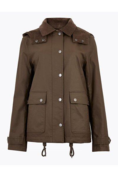 Marks & Spencer Çıkartılabilir Kapüşonlu Ceket