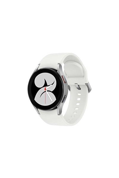 Samsung Galaxy Watch4 40mm Gümüş Akıllı Saat ( Samsung Türkiye Garantili )