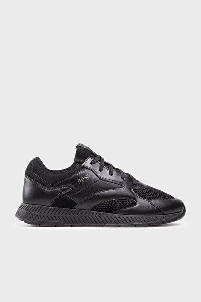 Hugo Boss Logolu Casual Ayakkabı Erkek Ayakkabı 50455539 001
