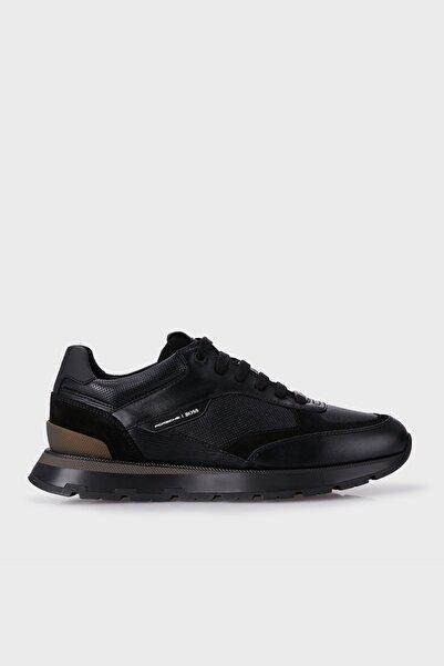 Hugo Boss Logolu Casual Ayakkabı Erkek Ayakkabı 50460536 001