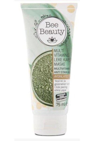 Bee Beauty Multi Vitaminli Leke Karşıtı Maske 75 Ml