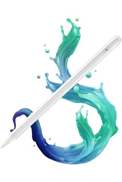 SCHTOK Apple Ipad Için Palm Rejection Dokunmatik Kalem Active Stylus Özel Yazı Çizim Kalemi