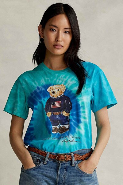Polo Ralph Lauren Batik Polo Bear T-shirt