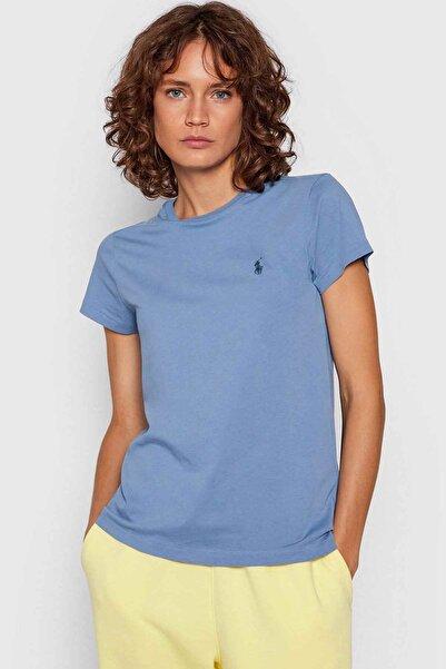 Polo Ralph Lauren Custom Fit Yuvarlak Yaka T-shirt