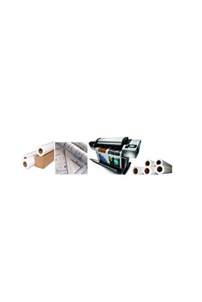 HP Plotter Kağıdı 620x50 mt 80 gr 4 Rulo