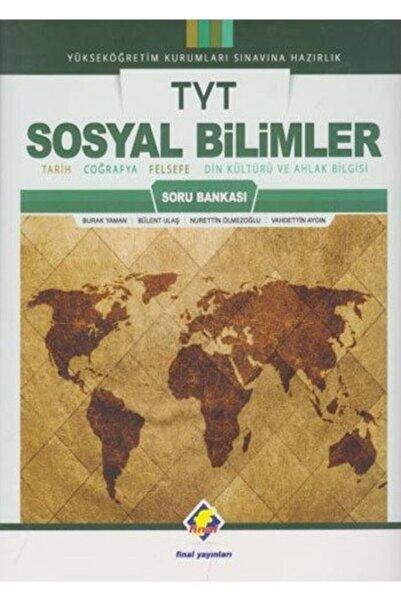 Final Yayınları Final Tyt Sosyal Bilimler Soru Bankası