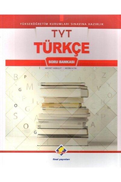 Final Yayınları Final Yks Tyt Türkçe Soru Bankası