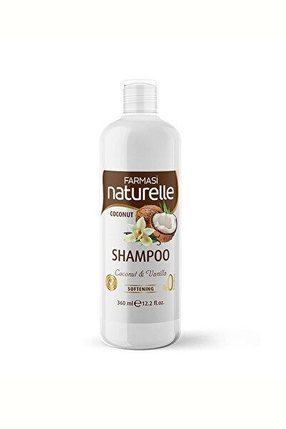 Farmasi Naturelle Coconut Hindistan Cevizli Şampuan 360 Ml