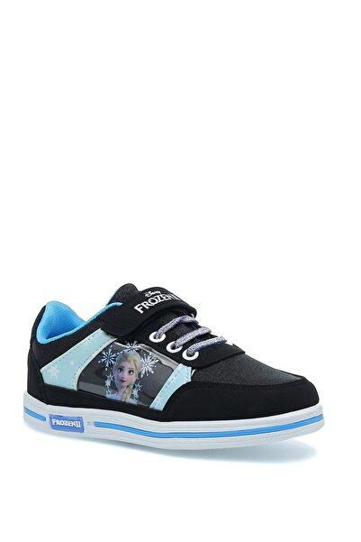 Frozen Enje.f1pr Siyah Kız Çocuk Fashion Sneaker