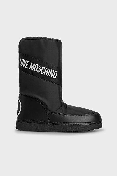 Love Moschino Logolu Kar Botu Kadın Kar Botu Ja24032g1dısa000