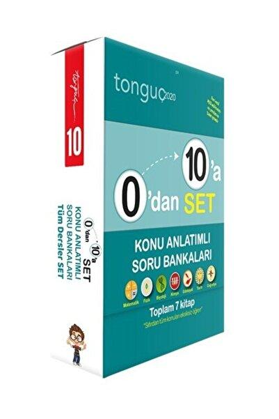 Tonguç Akademi 10. Sınıf 0 Dan 10'a Konu Anlatımlı Soru Bankası Tüm Dersler Seti Kolektif