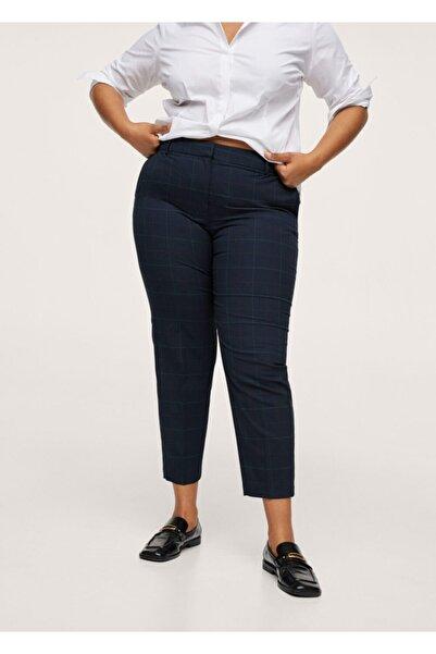 MANGO Woman Pantolon --